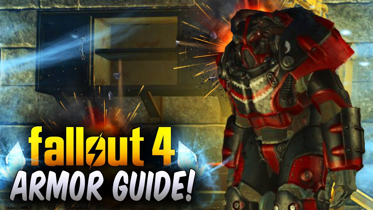 Fallout 4 Best Power Armor Locations Guide Fallout 4