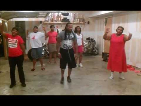 Next Level Steppers Line Dance to Tamia Can't Get Enough