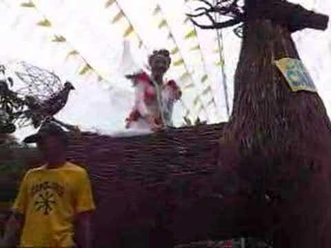 Fiesta in Cajidiocan, Sibuyan Island, Romblon