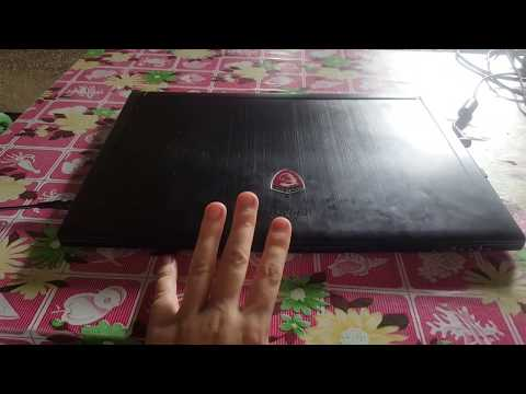 MSI / Any Laptop Broken Screen Lid Hinge Repair Solution
