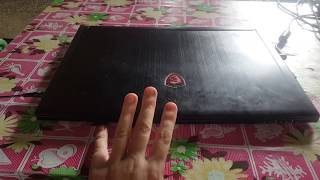 MSI / Any Laptop Broken Screen Lid Hinge Repair Solution