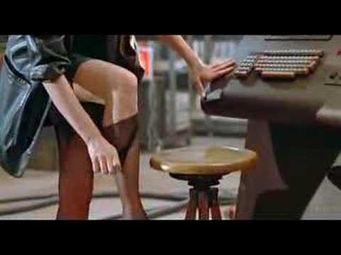 Geena Davis - The Fly