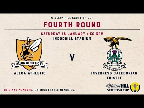 Alloa Inverness CT Goals And Highlights