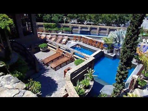 Amazing Hot Springs Resort in Guatemala (Guatemala City)