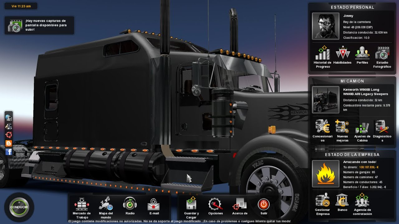 how to make a mod for euro truck simulator 2