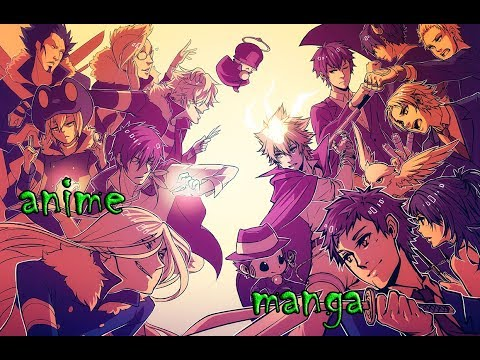 Anime Vs Manga [KHR] Katekyo Hitman Reborn/учитель мафиози реборн