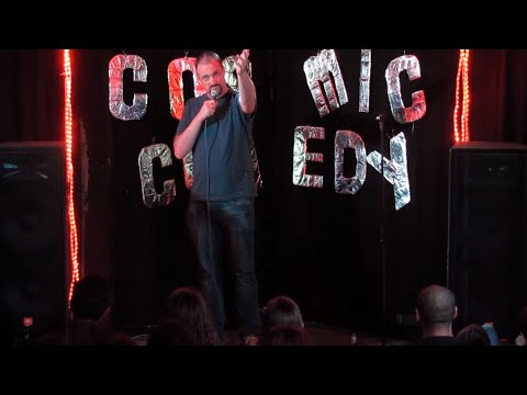 Tomek Biskup - Credit Card, Tourists and Pope - Cosmic Comedy Berlin
