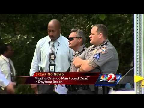 Missing Orlando man found dead in Volusia...