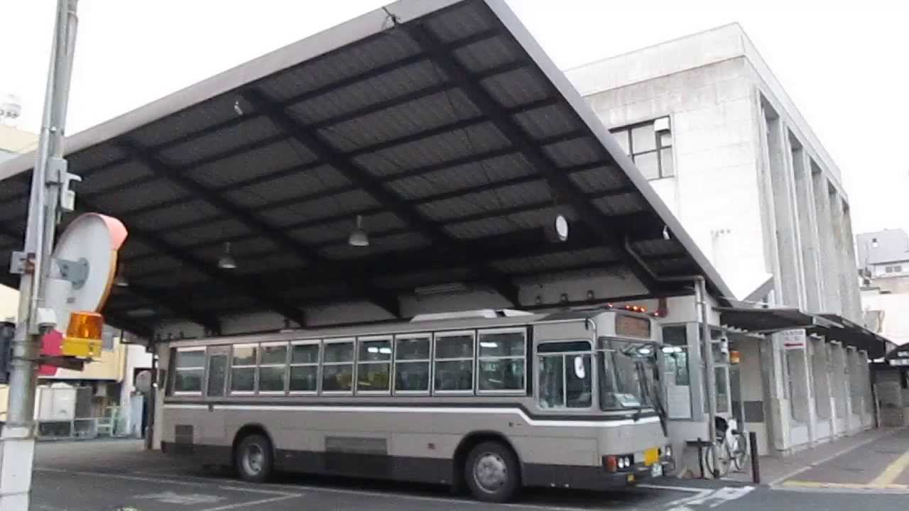 宇野バス【表町バスセンター】(...