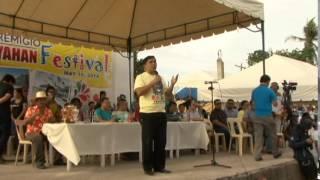 SAN REMEGIO LAPYAHAN FESTIVAL 2014