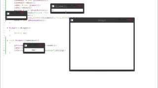 Уроки программирования на C++ с Qt 5.1.1/5.2 Урок 3 : QLineEdit, QLabel