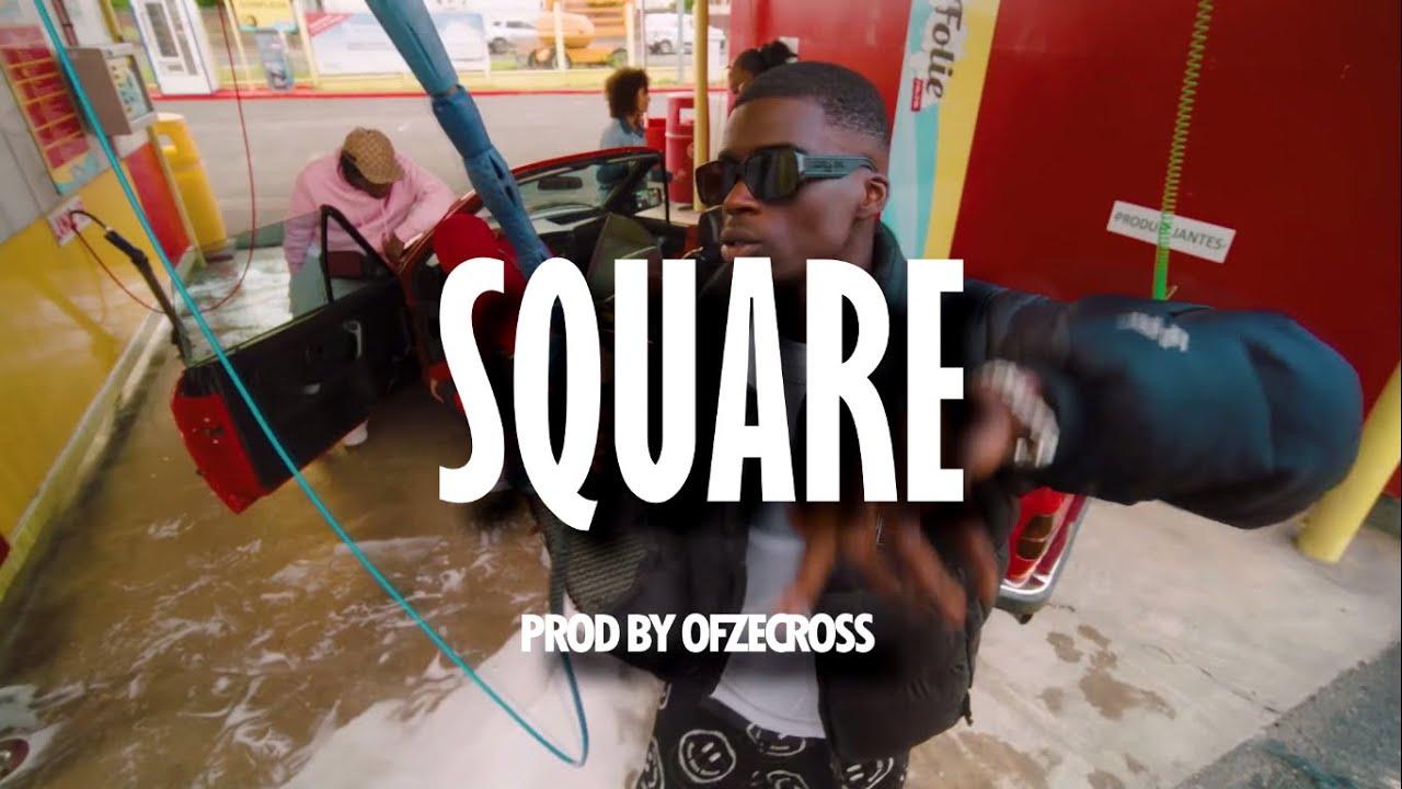 """Rsko x L2B Gang x Tiakola Type Beat """"SQUARE""""   instru rap 2021 (Prod. Ofzecross)"""