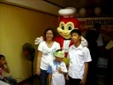 RAE ALLEN AND KENNETH BIRTHDAY W/ JOLLIBEE PARTY
