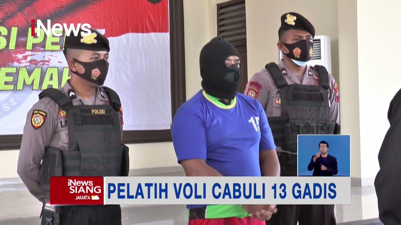Download Pelatih Bola Voli di Jawa Tengah Cabuli Belasan Gadis di Bawah Umur #iNewsSiang 19/10