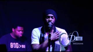 "Mali Music Ministers then Performs ""Walk on Water"" at the MISFIT Concert in Houston"