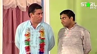 Best Of Nasir Chinyoti and Tariq Teddy New Pakistani Stage Drama Full Comedy Funny Clip