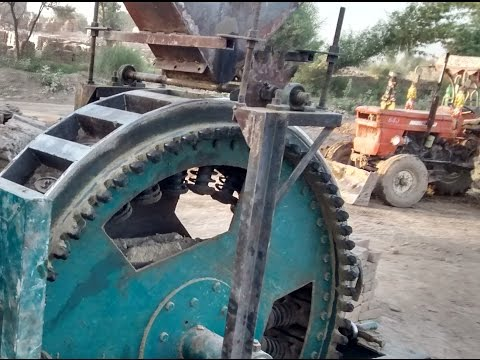 Clay Brick Machine With Single Worm