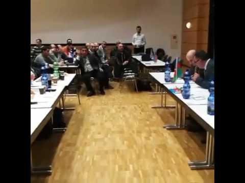 Avropa Musavat kordinasiya mərkəzi toplantısından