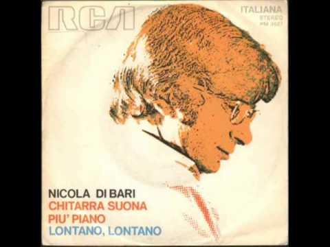 Nicola Di Bari - Chitarra suona più piano