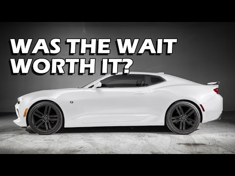 Factory Ordering a Camaro SS? Looking Back! - Drive with Lethal #12