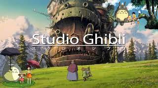 【作業用・癒し・勉強用BGM】ジブリオーケストラ メドレー 🌻 Studio Ghibli Concert