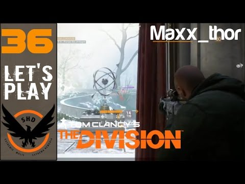 """36 - Let's Play - The Division - """"Russian Consulate"""" - SOLO PVE full game walkthrough"""