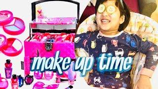 Girls makeup video /kids makeup videos| #makup| #kidsmakeup| #springmakeuptutorial