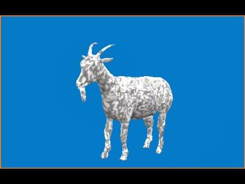 GoatZ: how to unlock the static goat