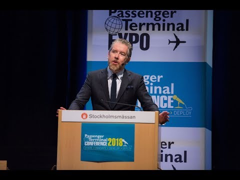 Passenger Terminal Conference in Stockholm (21 March 2018)