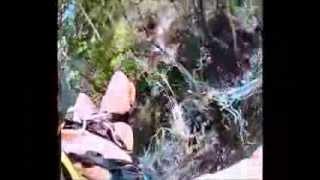 消防ヘリコプター出動現場映像(神戸市消防局航空機動隊) thumbnail