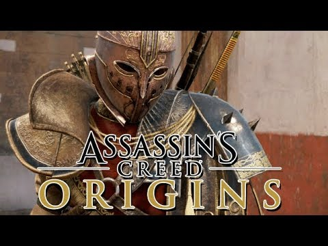 Assassin's Creed Origins Gameplay German #41 - Spanier Montur
