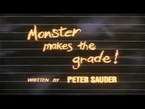 My Pet Monster Episode 10 - Monster Makes the Grade!