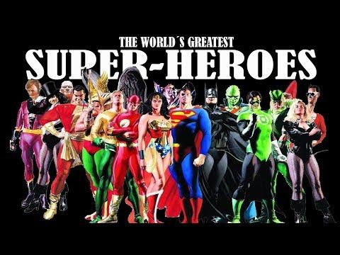The World´s Greatest Super-Heroes: El mejor HC de Editorial TBG