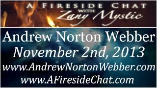 Andrew Norton Webber on A Fireside Chat - Fluoride & Distilled Water - November 2nd, 2013