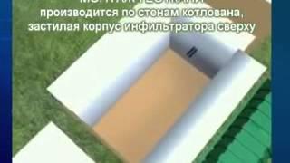 Монтаж Септика Танк с Инфильтратором - Ролик от Производителя(, 2013-03-30T12:40:38.000Z)