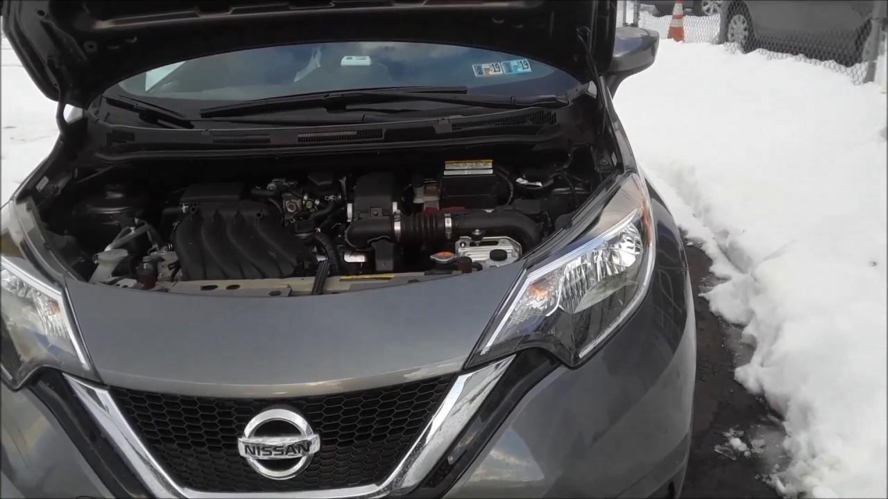 Fuse Diagram Nissan Versa Youtube