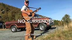 No Surrender - Frode Haarstad (Bruce Springsteen Cover)