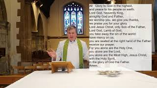Twelfth Sunday after Trinity Sunday Worship from All Saints Whitstable  preacher Rev Simon Tillotson