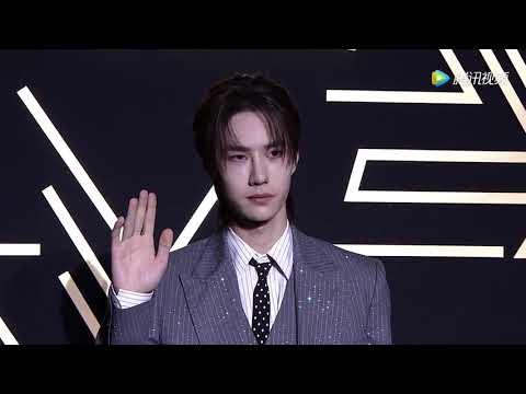 [Eng Sub] Wang Yibo All Stars Awards 2019 Red Carpet Entry 王一博星光大赏红毯