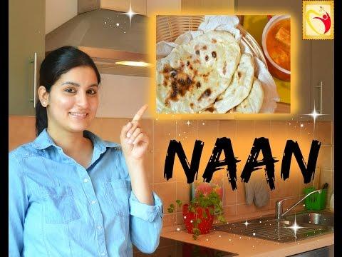 Naan – Indisches Brot