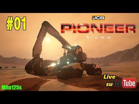 JCB Pioneer: Mars #01 - Un JCB su Marte