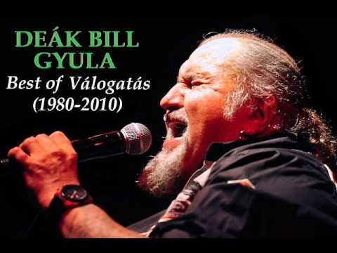 Deák Bill Gyula - Best of válogatás /30 év legjobb zenéi/ (1980-2010)