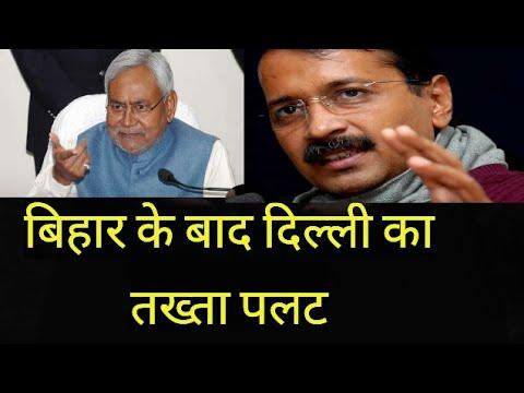 History will record Nitish Kumar as an opportunistic politician | राजनैतिक भूचाल की असली वजह
