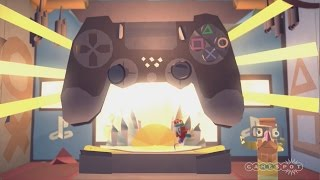 Tearaway PS4 Demo - Sony Press Conference Gamescom 2014