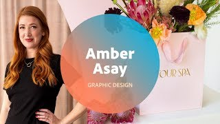 Branding & Identity Design with Amber Asay - 3 of 3