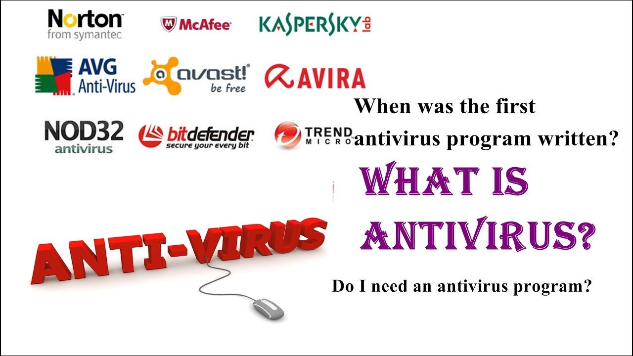 What is antivirus 25