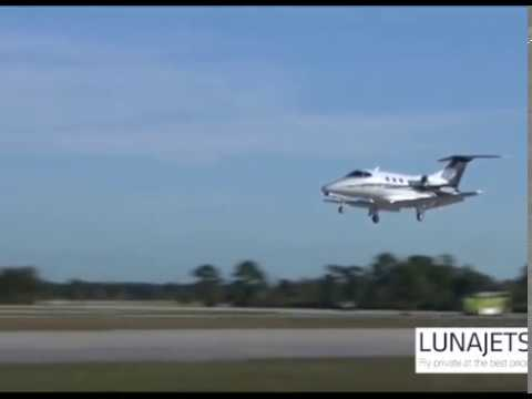 Embraer Phenom 100 - LunaJets - Private jets at the best price