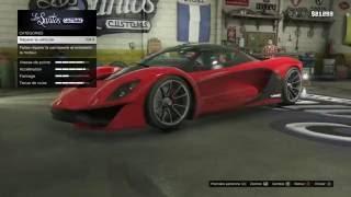 Comment avoir des voiture de sport sur gta5 et gta online [zentorno,debochee...]