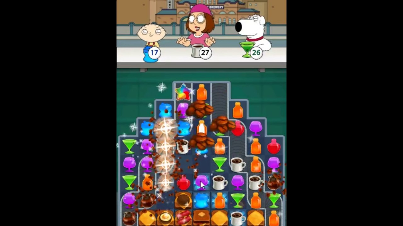 <b>Family Guy Another Freakin Mobile Game</b> Level 146 - NO BOOSTERS ...