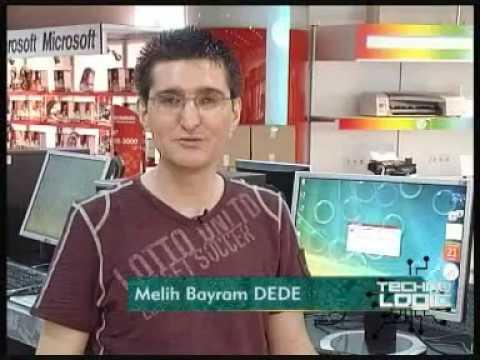 TechnoLogic 53 - Melih Bayram Dede - TV Net